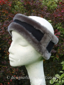 Merino Sheepskin Headband